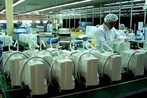 Enagic® Kangen Water® Machine Manufacturing Process - Step 14