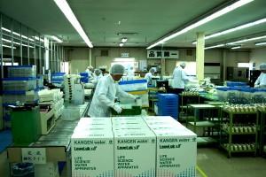 Enagic® Kangen Water® Machine Manufacturing Process - Step 16