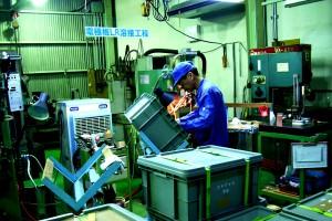 Enagic® Kangen Water® Machine Manufacturing Process - Step 6